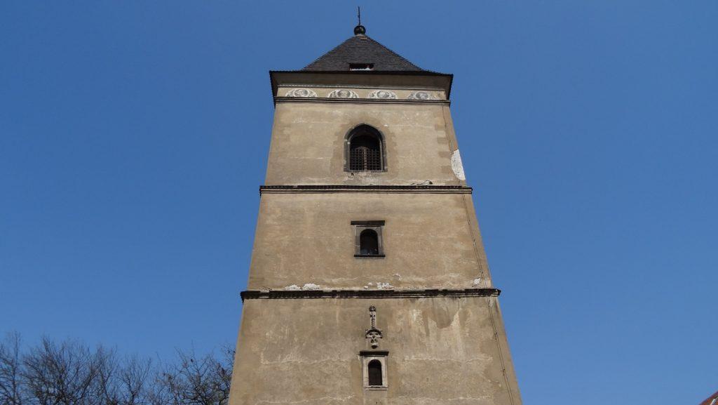 St. Urban's Tower, башня, построенная в XIV веке. Находится прямо у собора Святой Елизаветы, но выполнена в другом стиле