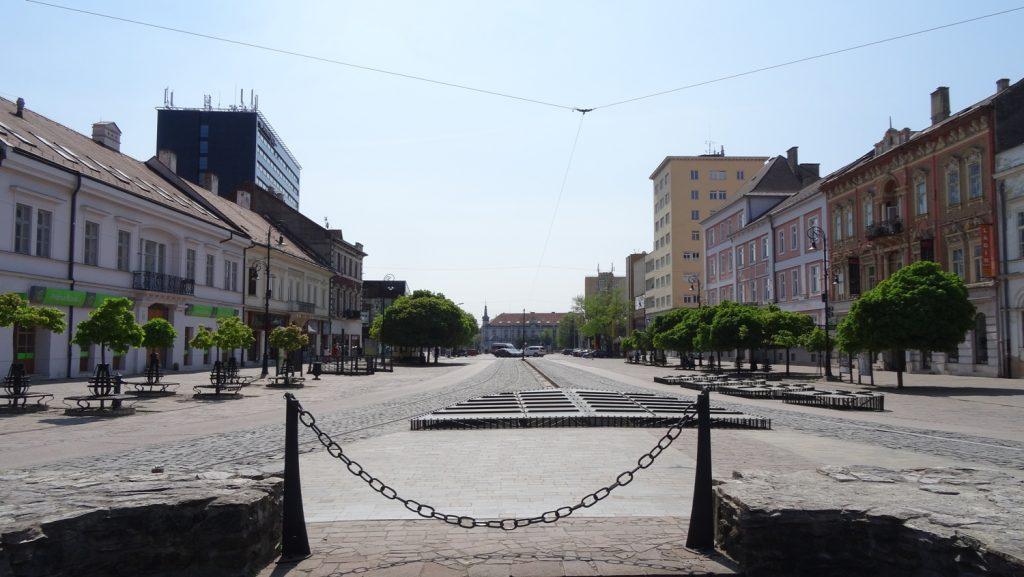 И еще немного самой классной улицы Кошице