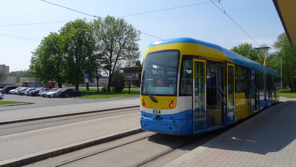 И еще позитивные трамваи