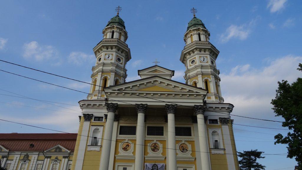 Грекокатолический Крестовоздвиженский собор