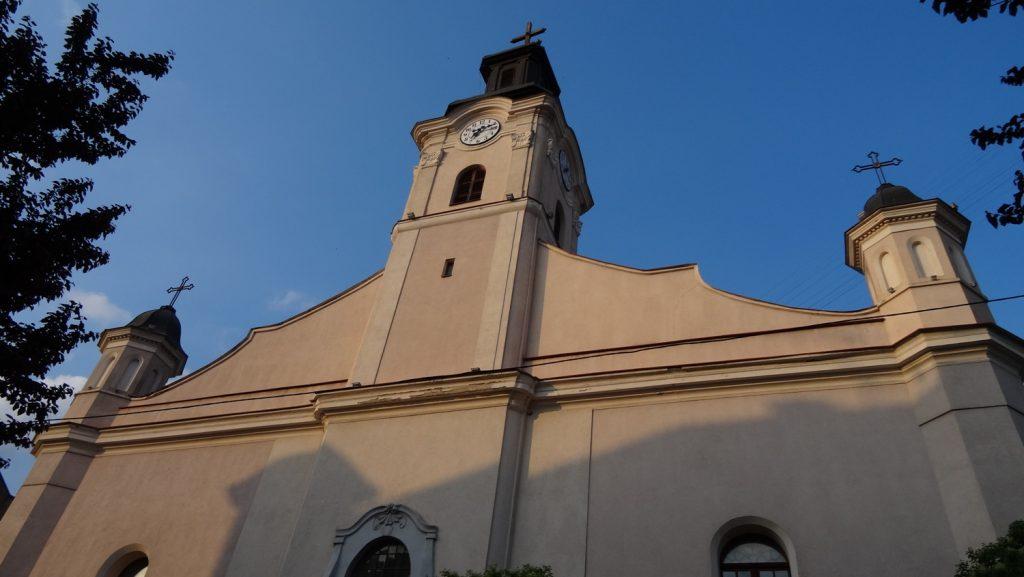 Римско-католический венгерский костёл св. Георгия