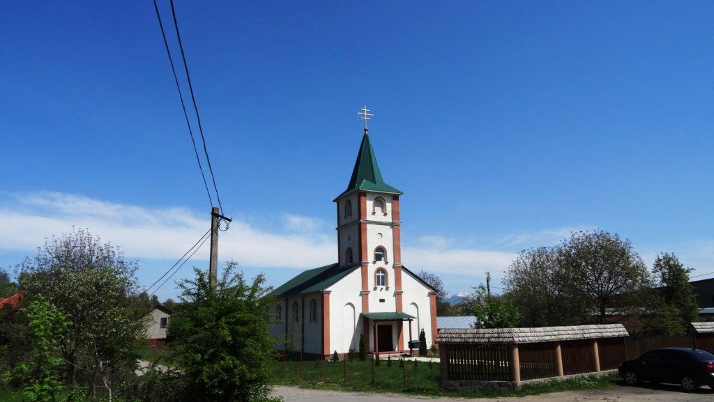 Костёл святого Иштвана