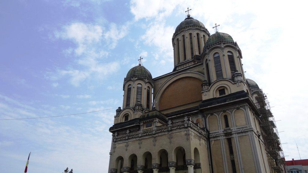 Храм, построенный в 30-е годы прошлого века