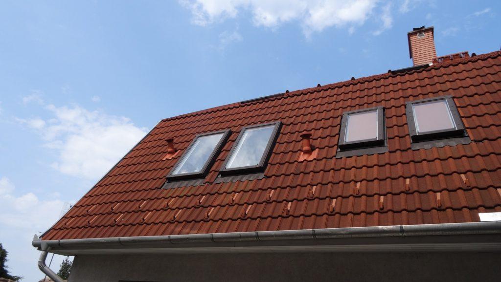 Типичные крыши
