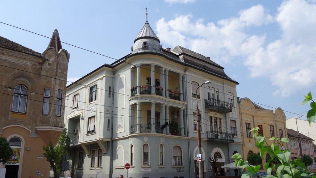 Очень много красивых домов