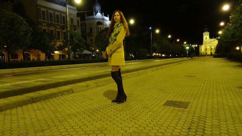 Город безопасный, можно спокойно гулять по ночам
