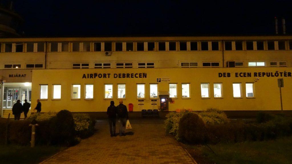 Аэропорт Дебрецена
