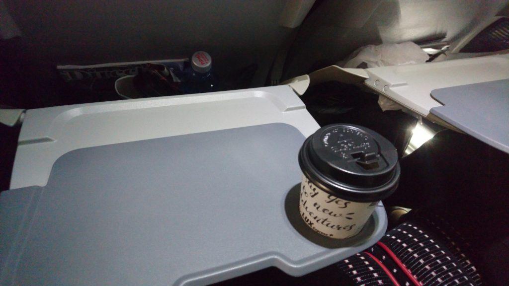 Luxexpress - это не только быстрое прохождение границы, но и бесплатные напитки (чай, кофе, шоколад)
