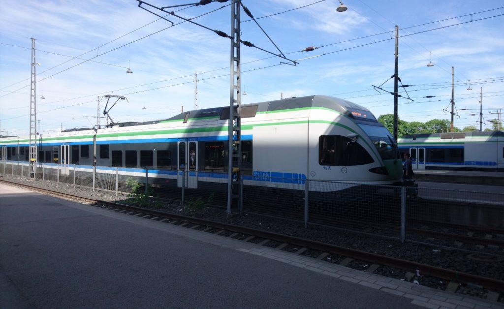 Весьма недешевые финские поезда