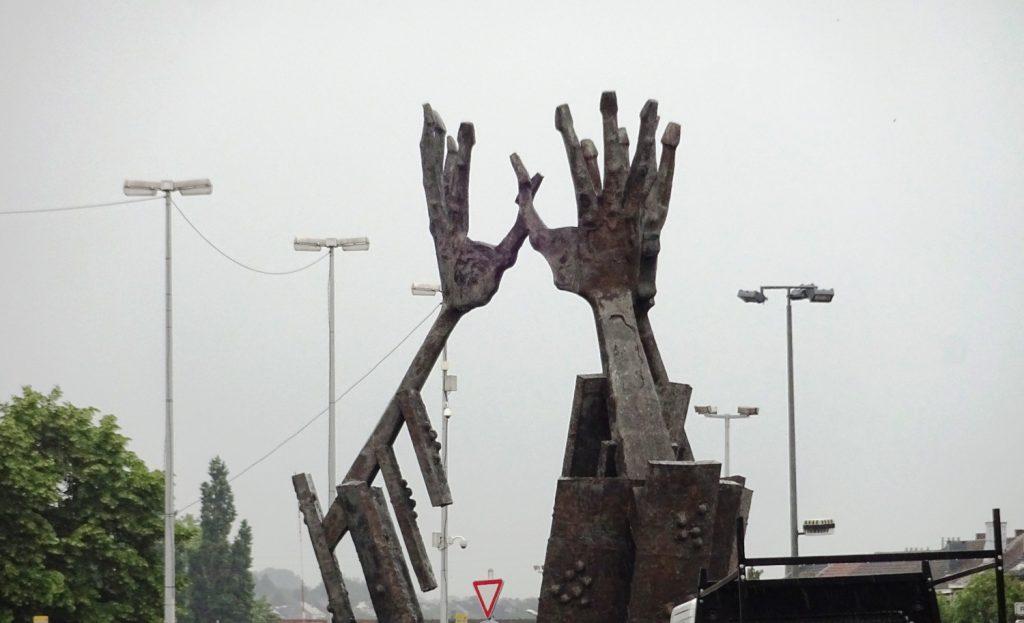 Загадочный монумент, о котором мне снова не удалось найти четкой информации