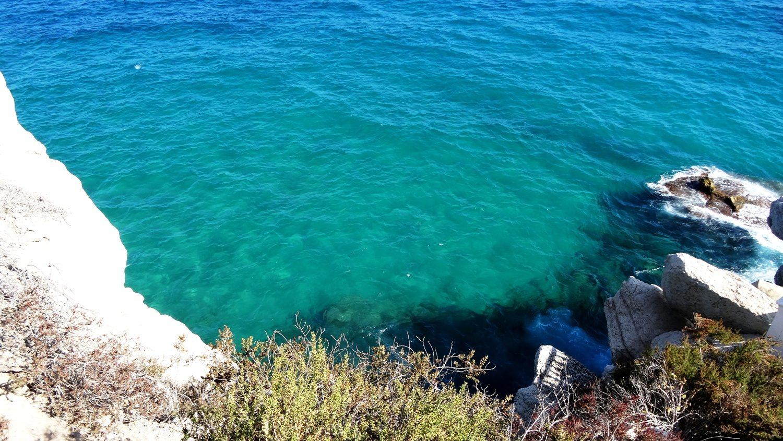 Завораживающий цвет воды