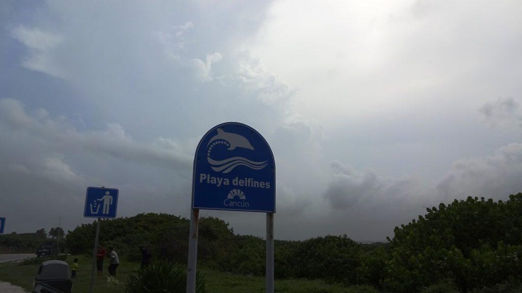 Пляж Дельфинов