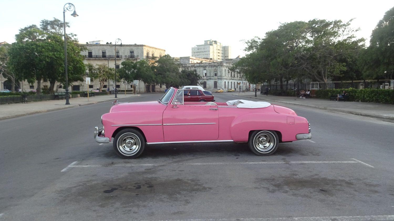 Местные машины - прелесть!