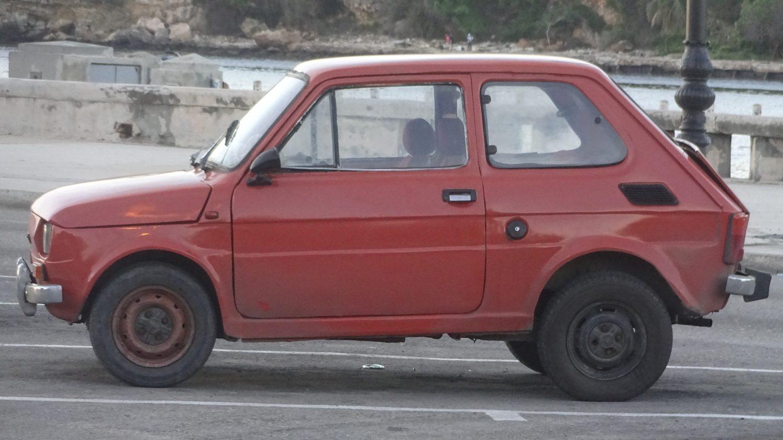 Старые авто в Гаване