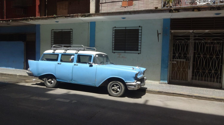 Олдмобили на Кубе