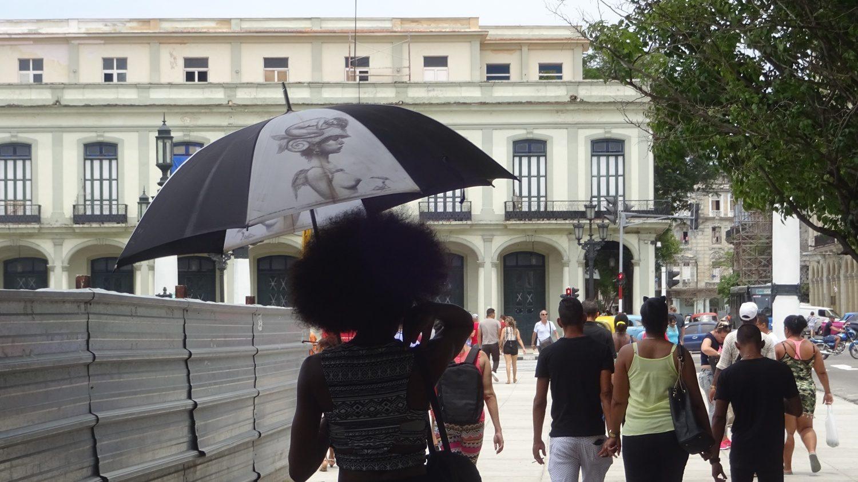 Типичная улочка Гаваны