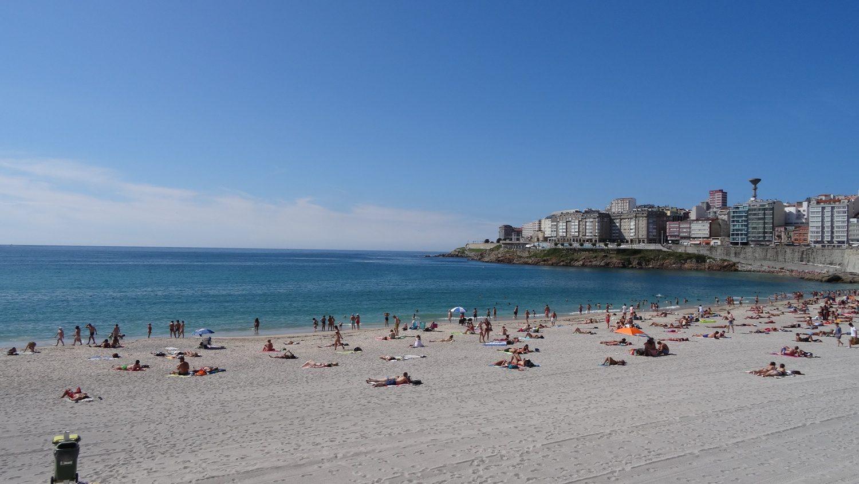 И пляжи по несколько километров в длину