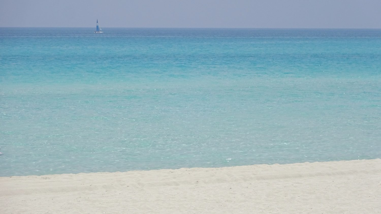 И еще море...