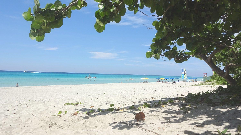 Вот он - пляж мечты
