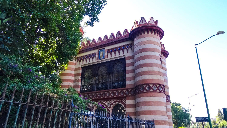 Costurero de la Reina - старейшая постройка Севильи в неомавританском стиле (конец XIX века). Находится около дворца San Telmo