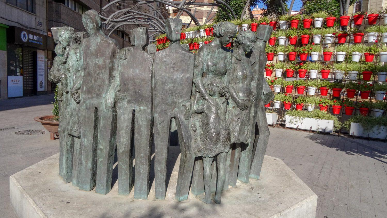 Необычный монумент