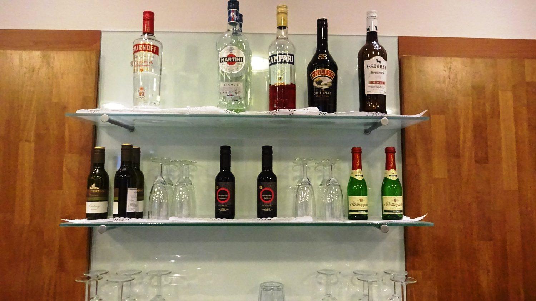 Выбор напитков