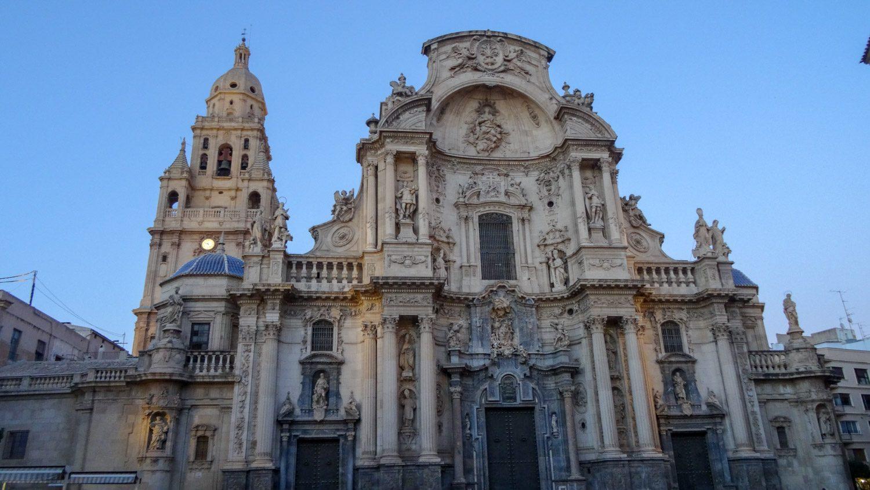 Catedral de Santa María en Murcia - Мурсийский собор