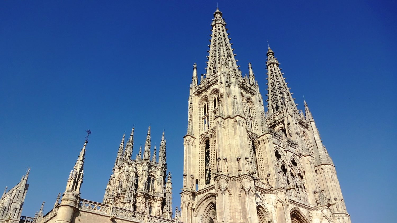Кафедральный собор Бургоса. Потрясающий!