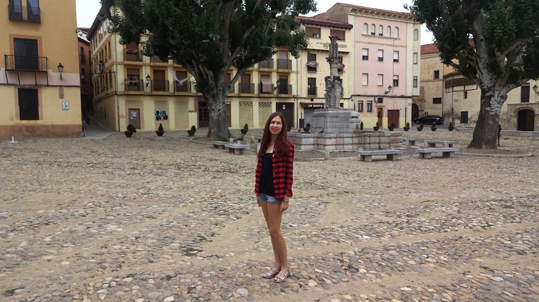 Plaza Del Grano - одно из мест, где ощущаешь, как переносишься в прошлое. Уютная и тихая