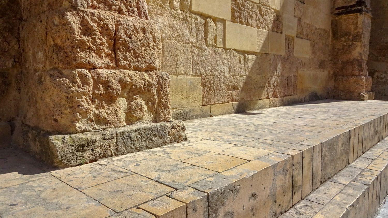 Древние стены Мескиты