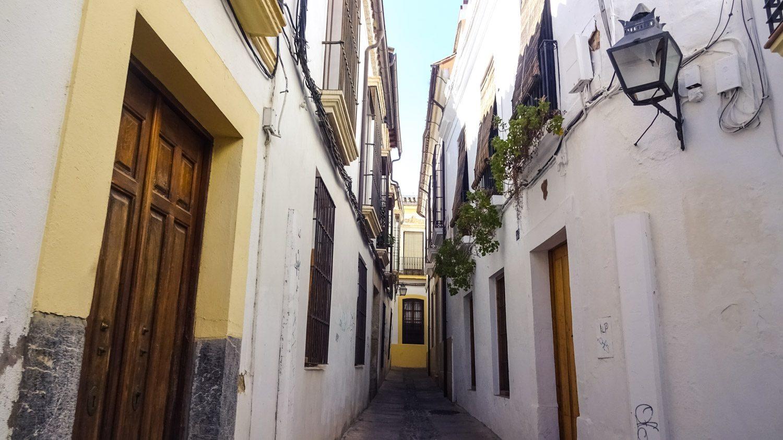 Узкие улочки в Старом городе