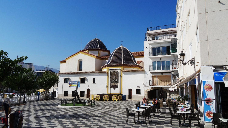 Церковь San Jaime y Santa Ana