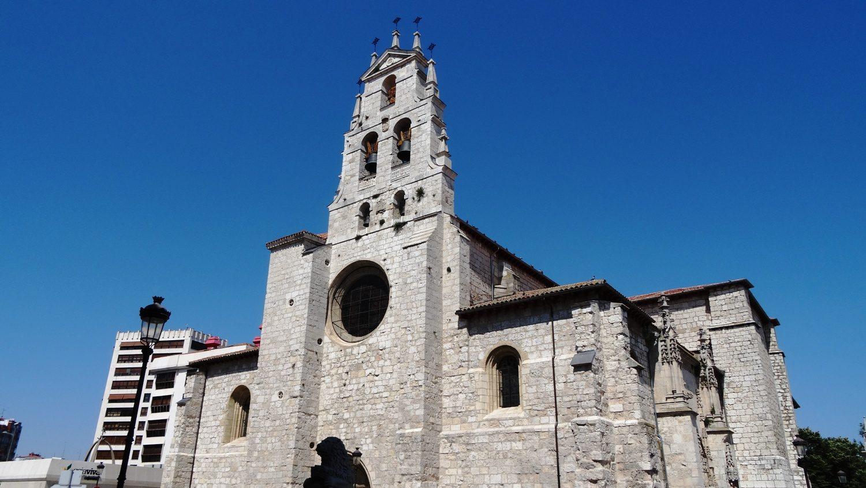 Церковь San Lesmes, мы жили рядом