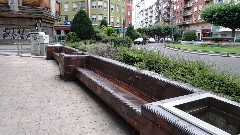 Удобные скамейки