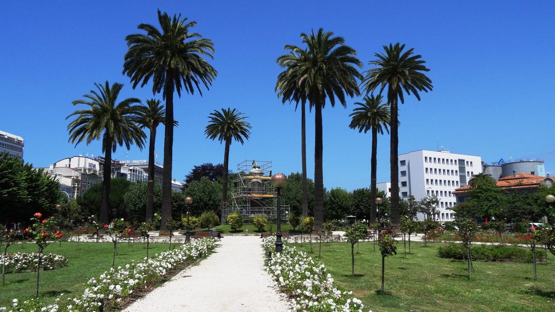 Сады Méndez Núñez