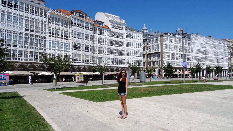 На Avenida Marina
