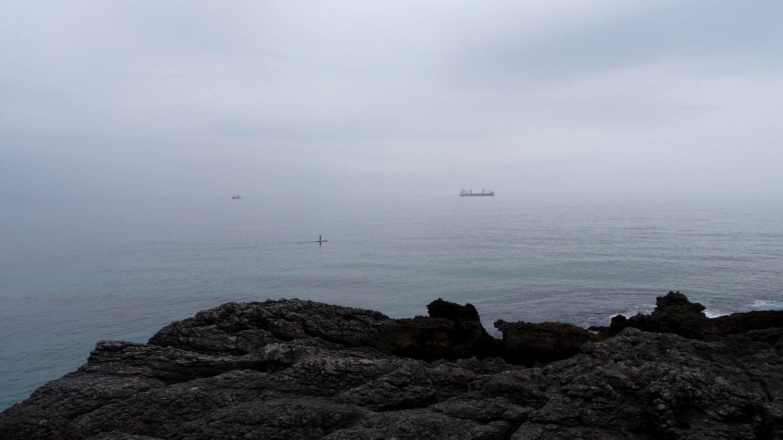 Вид на Бискайский залив