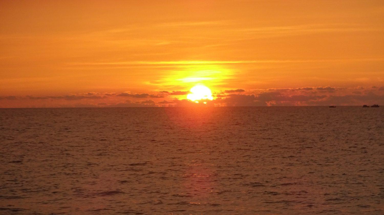 Бонус - закат в Варадеро