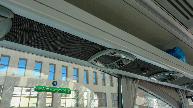 В автобусе Supra Econom