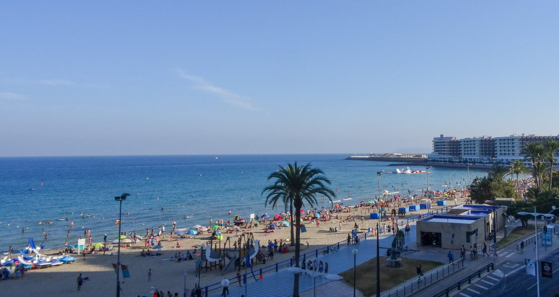 Пляж Postiguet
