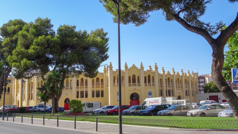 Plaza de Toros de Albacete - арена для корриды