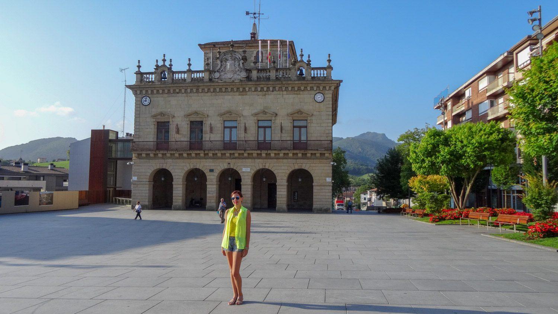 На главной площади - plaza de San Juan