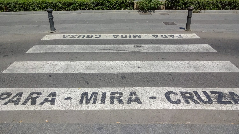 Да-да, для любителей перебегать дорогу и не смотреть по сторонам