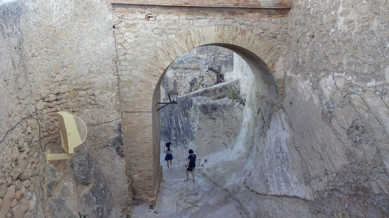Гуляем по крепости