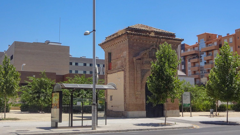 Провинциальная тюрьма - карта исторической памяти Гранады