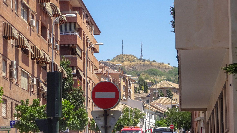 Еще один холм в Гранаде