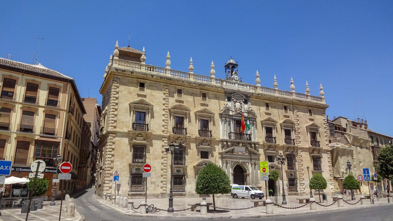 Высший суд Андалусии