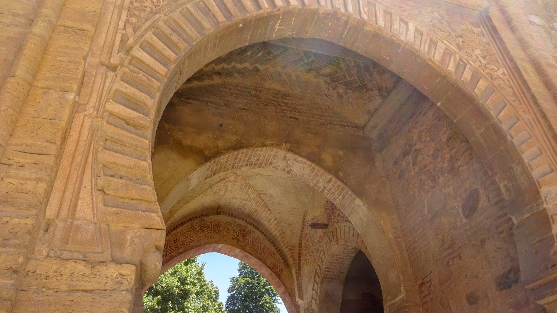 Арка в мавританском стиле