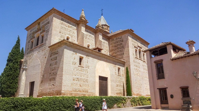 Приходская церковь Санта Мария
