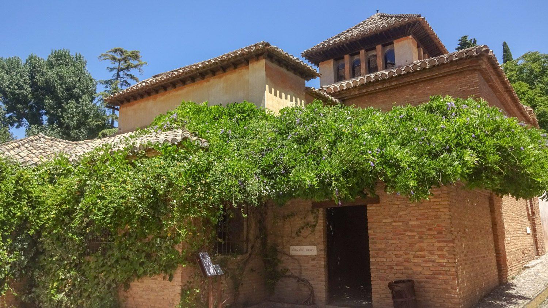Ángel Barrios Museum-legacy